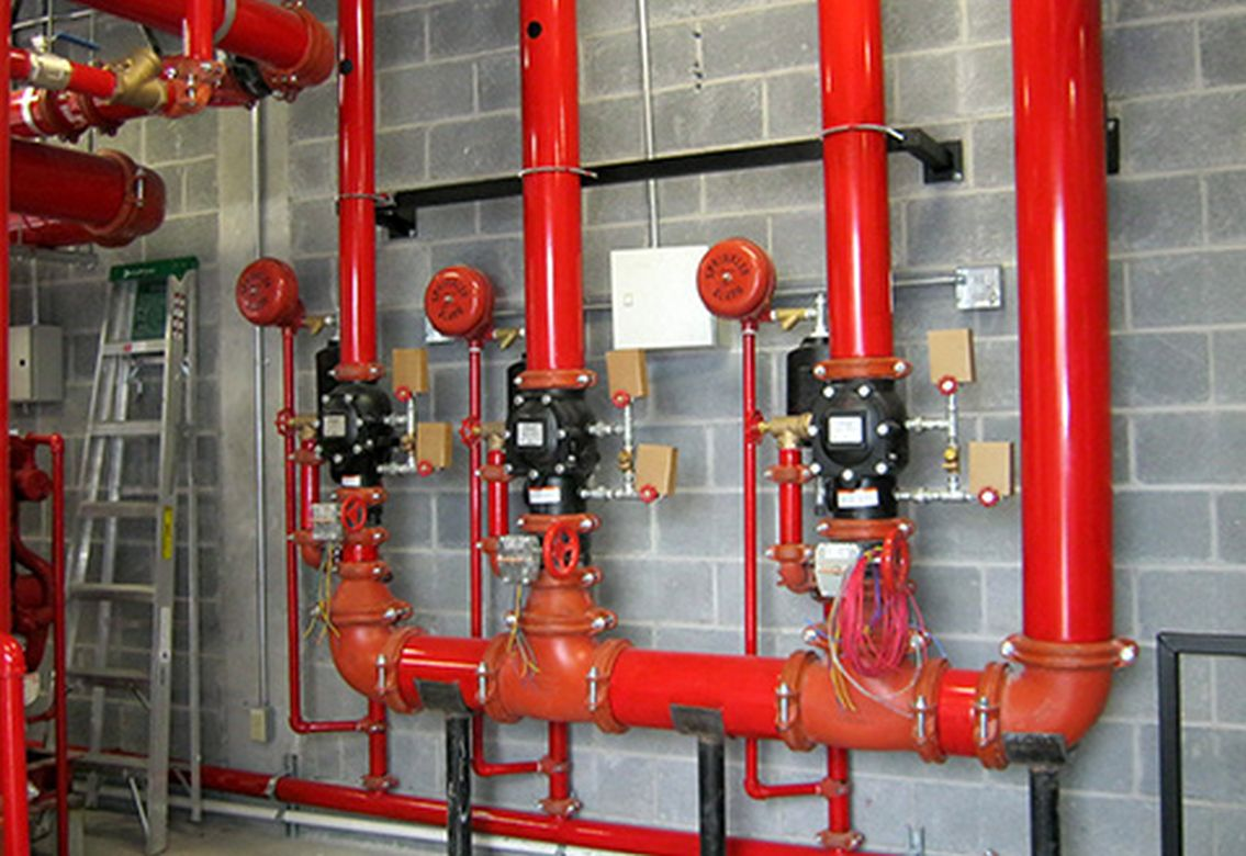 Ingeniería - Proyectos contra incendios