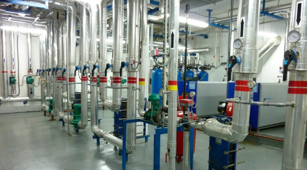Ingeniería - Proyectos de fontanería