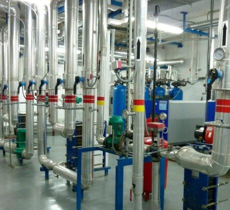 Ingeniería - Proyectos fontanería
