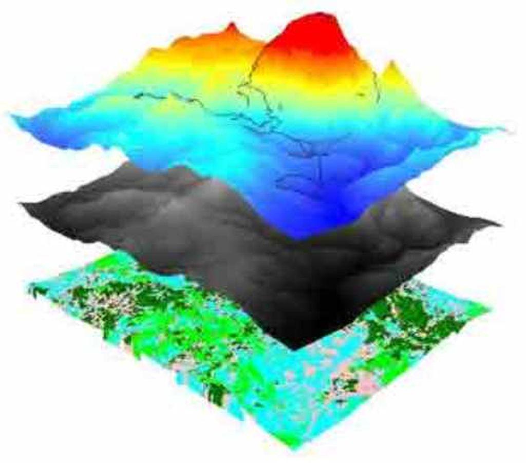 Medio ambiente - Sistemas de información geográfica